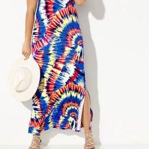 Mandy Tie Dye Maxi Dress